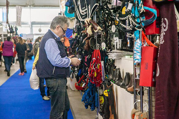 S. Reva to present equestrian equipment from the best European brand Cavalkade