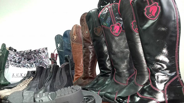 0a88e4cff Новинки обуви для верховой езды и конного спорта от ателье «Альфа» ...