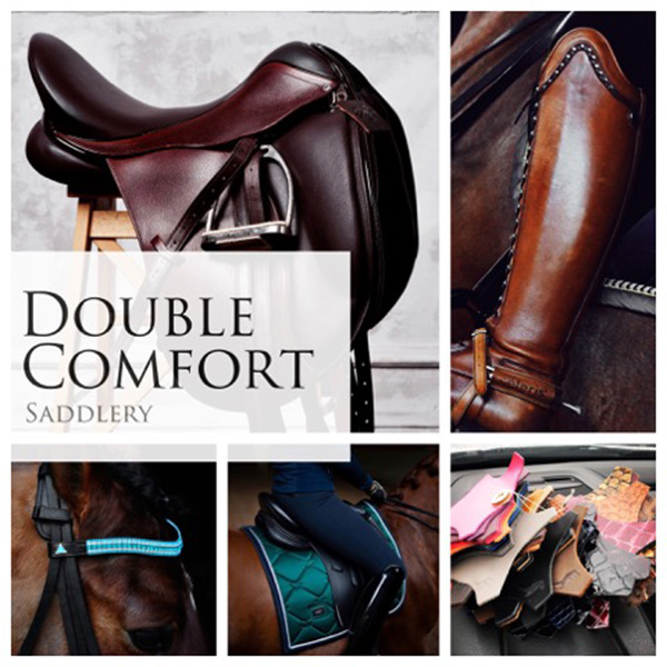 Double Comfort Saddlery – you can't miss it!